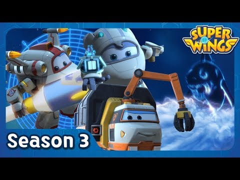 A Constellation Situation | super wings season 3 | EP21