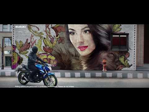 #AmGixxer - Suzuki Gixxer TVC