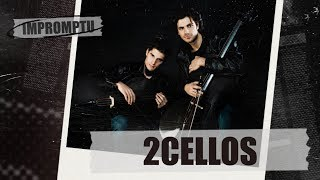 Interview with 2CELLOS. Impromptu #Dukascopy