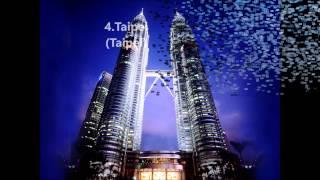 preview picture of video 'Najwyższe budynki świata.'