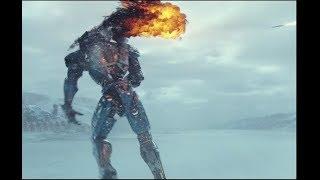Pacific Rim 2: Uprising |  Obsidian Fury Fight Scene [HD]