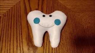 Tooth Fairy DIY Pillow