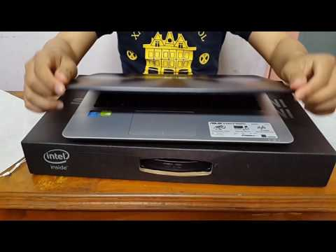 ASUS X455L Review dan Unboxing