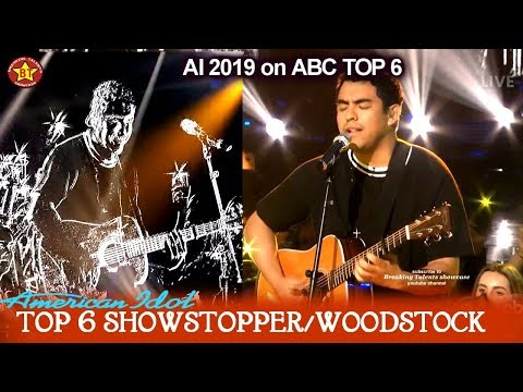 "Alejandro Aranda ""Poison"" Original Song HIS BEST Inspirational Showstopper