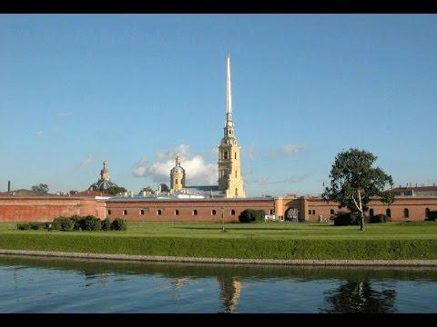 Достопримечательности Санкт Петербурга - Петропавловская крепость (Часть #1)