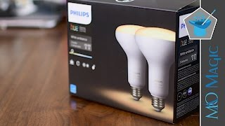 Hue White Ambiance BR30 Downlight Bulbs are more Affordable for Kitchens, Bathrooms, and Hallways