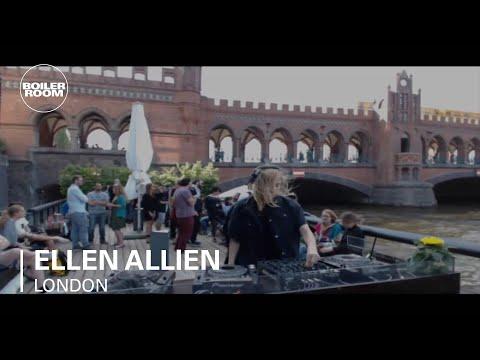Ellen Allien Boiler Room x Eastern Electrics Berlin DJ Set