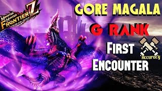 「MHF-Z」 Monster Hunter Frontier Z | Gore Magala Gameplay | Gore Insane [First Look] [PC]