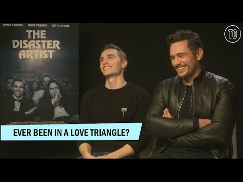 Sibling rivalry: Dave and James Franco | The Disaster Artist | Time Out