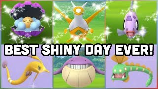 Clamperl Shiny Evolution Pokemon Go – Fashionsneakers club