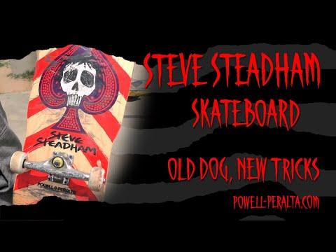 Steadham - Old Dog, New Tricks