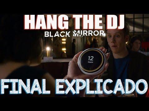 Hang The DJ - FINAL EXPLICADO - Black Mirror 4ª temporada