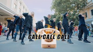 [DANCE IN PUBLIC] Call Call Call - SEVENTEEN Dance Cover By 17CARATZ From Vietnam