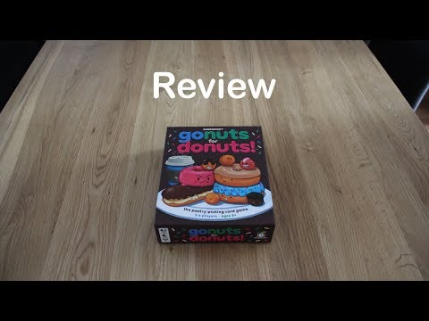 Go Nuts for Donuts review with Nick Smith