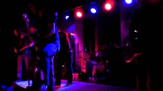 10 Years - Actions & Motives - Ghost Show - Knoxville, TN - Preservation Pub - 02/09/2014