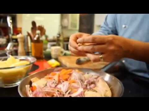 Video Receta - Estofado de Pollo al Horno