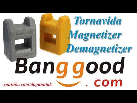 Tornavida Magnetizer Demagnetizer