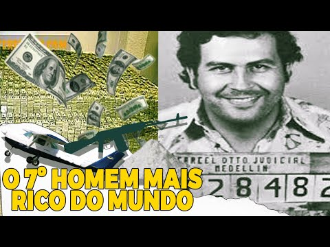 A impressionante histria de Pablo Escobar O Patro do Mal