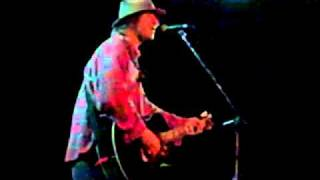 """Stuck on a Corner""-Todd Snider"
