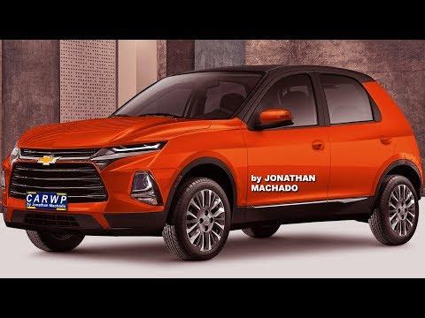 COMO SERIA UM NOVO CELTA 2020? RENDER Novo Chevrolet Celta 2020 Rival de Kwid, Mobi,Up & Chery QQ