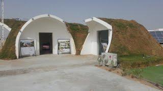 المنازل الخضراء ترسم معالم مستقبل البناء