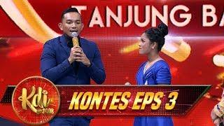Saran Dari Fakhrul Razi Memang Terbaik Untuk Delima  - Kontes KDI Eps 3 (8/8)