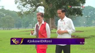 Jokowi Jelaskan Makna Kata
