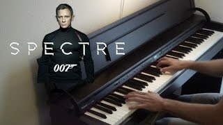 James Bond: Spectre - Writing's on the Wall - Sam Smith (Piano Cover)