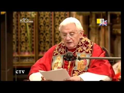 Célébration oecuménique à Westminster Abbey
