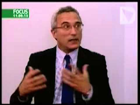 L'assessore regionale alle finanze Vittorio Bugli ospite della trasmissione condotta da Elisabetta Matini.