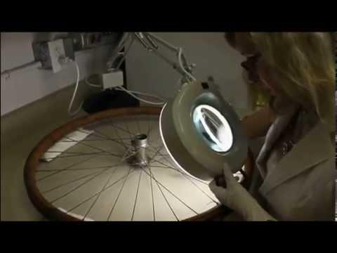 aMUSE Exhibits Unleashed Tanya and the Bike Wheel