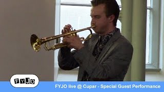 FYJO live at Cupar (Guest Performance)