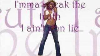 Gonna Tell Everybody - Christina Milian (Lyrics)