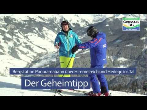 Armin Assingers Geheimtipp in der Skiregion Großarltal (Ski amadé)