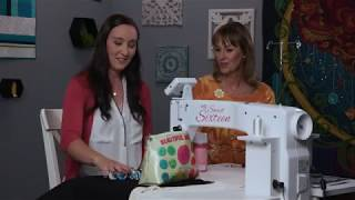 Longarm Quilting With Karlee Porter: Graffiti Quilting (Quilt It! S8: E3)