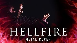 HELLFIRE - Metal Cover by Jonathan Young (Disney