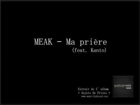 Meak – Ma prière