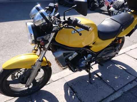 バリオス2/カワサキ 250cc 兵庫県 バイクショップ ロード☆スター