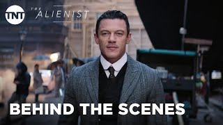 The Alienist: Angel Of Darkness - Luke Evans Tours The Set [Behind The Scenes] | TNT