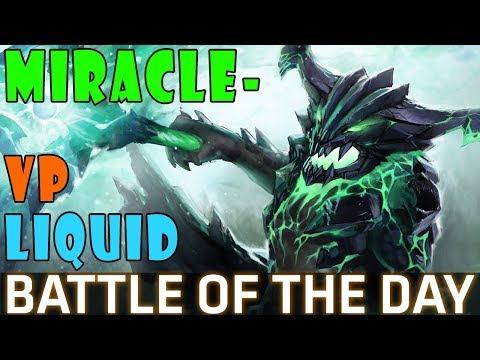 Liquid.Miracle Outworld Devourer vs VP - Battle of The Day
