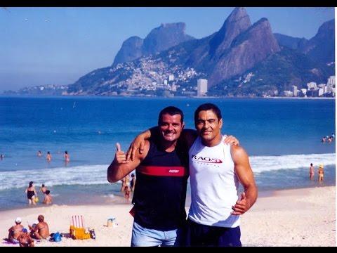 Sergio Malibu lembra episódio com Rickson Gracie que uniu Surf e Jiu-Jítsu