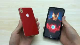 iron man live wallpaper iphone x - मुफ्त ऑनलाइन