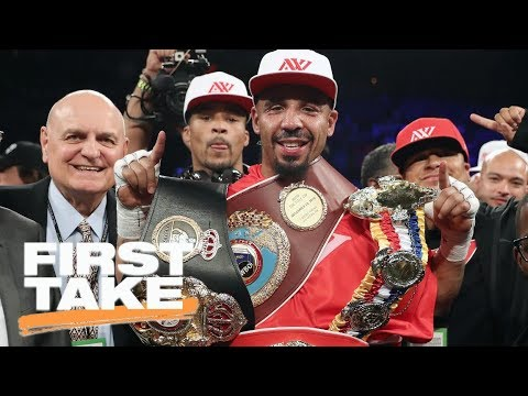 Undefeated world champion Andre Ward retires from boxing | First Take | ESPN