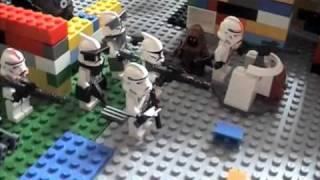 preview picture of video 'lego star wars 501st legoin droids revenge'