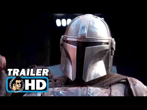 THE MANDALORIAN Trailer #2 (2019) Star Wars Disney+ Series