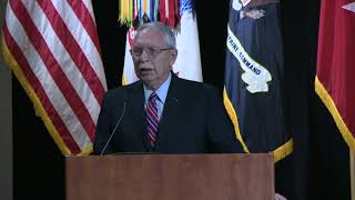 TRADOC Commander's Forum 19-04: Retired Gen. Fred Franks presentation (Aug, 07, 2019)