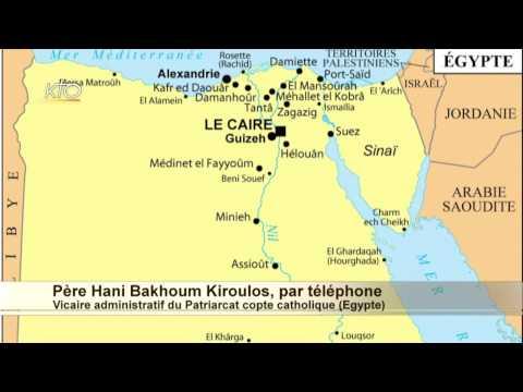 Après les attentats en Egypte : la prière
