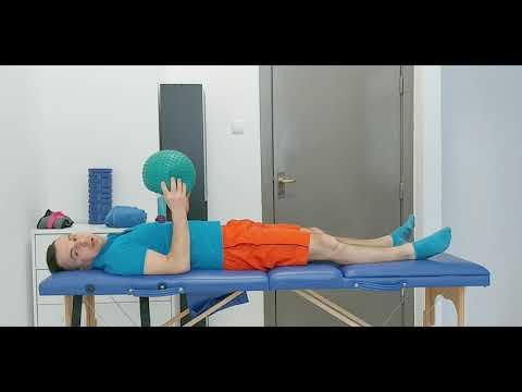 Picioarele articulațiile genunchiului roșu