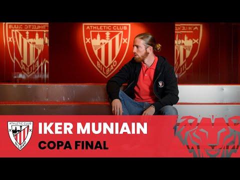 Iker Muniain I Copa Final I Interview