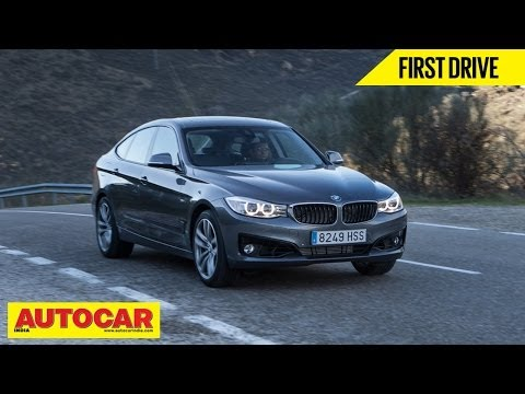 BMW 3 Series GT | First Drive